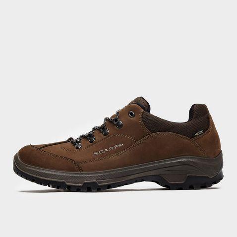 607010364d81 Brown SCARPA Cyrus GTX Men s Waterproof Walking Shoe ...
