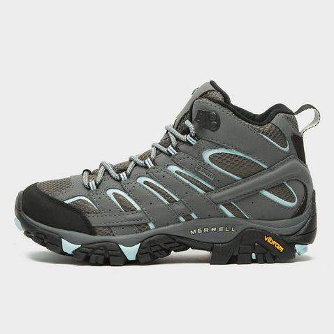 218574d9c5 SEDONA-SAGE Merrell Women's MOAB II Mid GTX Walking Boots ...