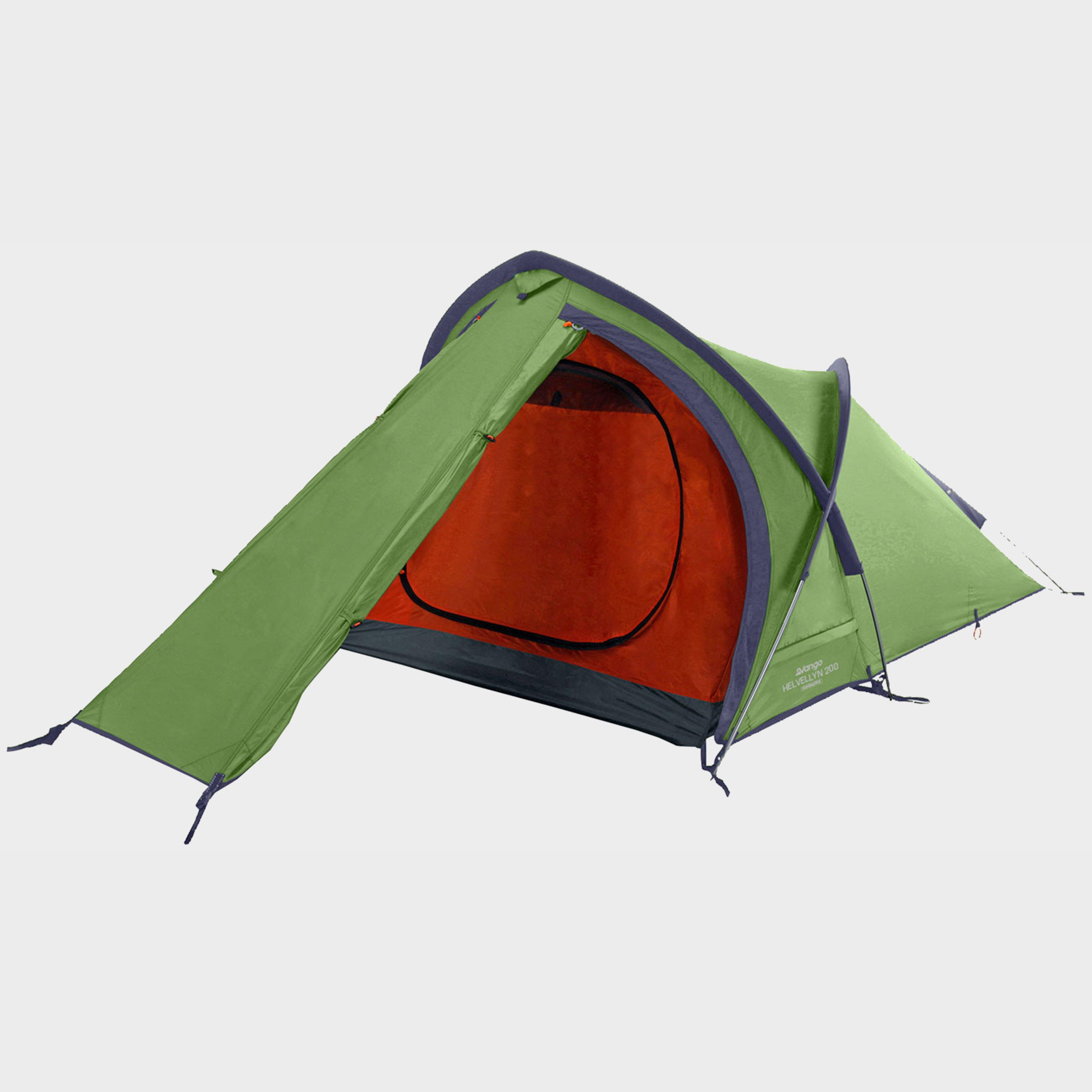 PAMIR GREEN VANGO Helvellyn 200 2 Person Tent ...  sc 1 st  GO Outdoors : small backpacking tents - afamca.org