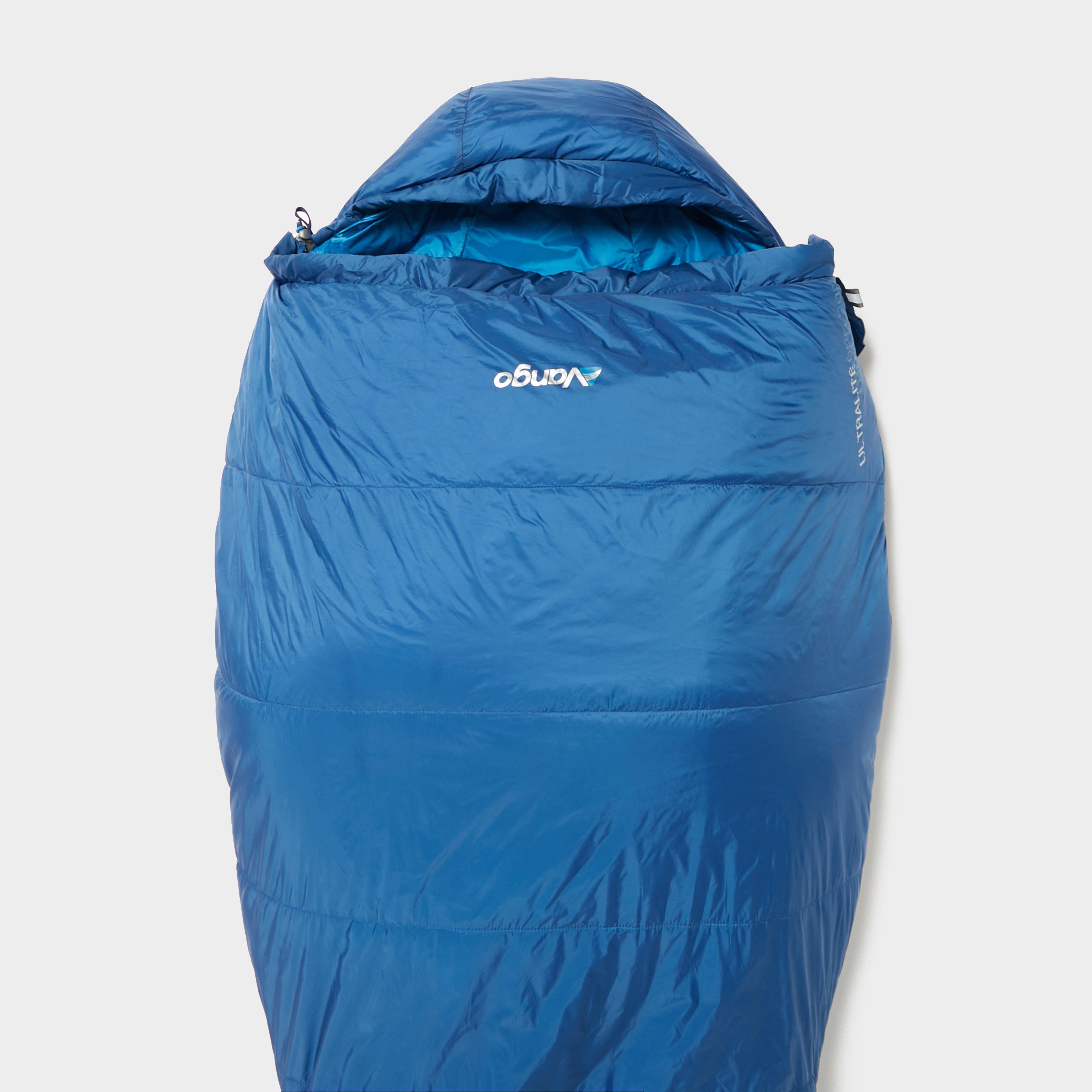 VANGO Ultralite Pro 200 Long Sleeping Bag, Blue