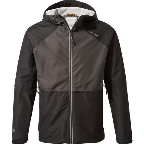 new arrive 39890 594ed Black CRAGHOPPERS Men s Horizon Waterproof Jacket