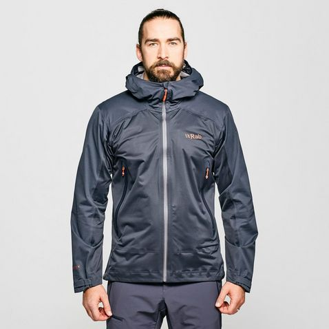 5ea1654590f3 BELUGA BG RAB Men's Kinetic Alpine Waterproof Jacket