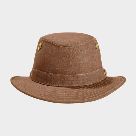 d661f32a1a3b8 Mocha TILLEY TH5 Hemp Hat ...
