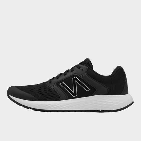 c08d9f9c11d39 BLACK WHITE New Balance Men s 520 V5 Running Shoe ...