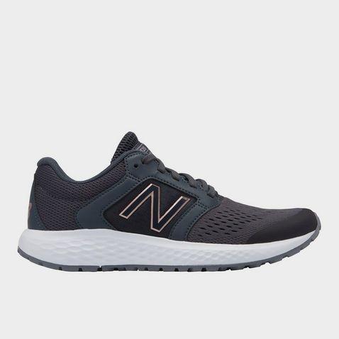 21dbc0715 Dark Grey New Balance Women s 520 V5 Running Shoe ...