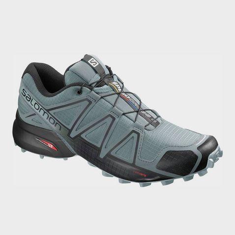 c06bbf2693415 Storm-Black Salomon Men's Speedcross 4 Running Shoes