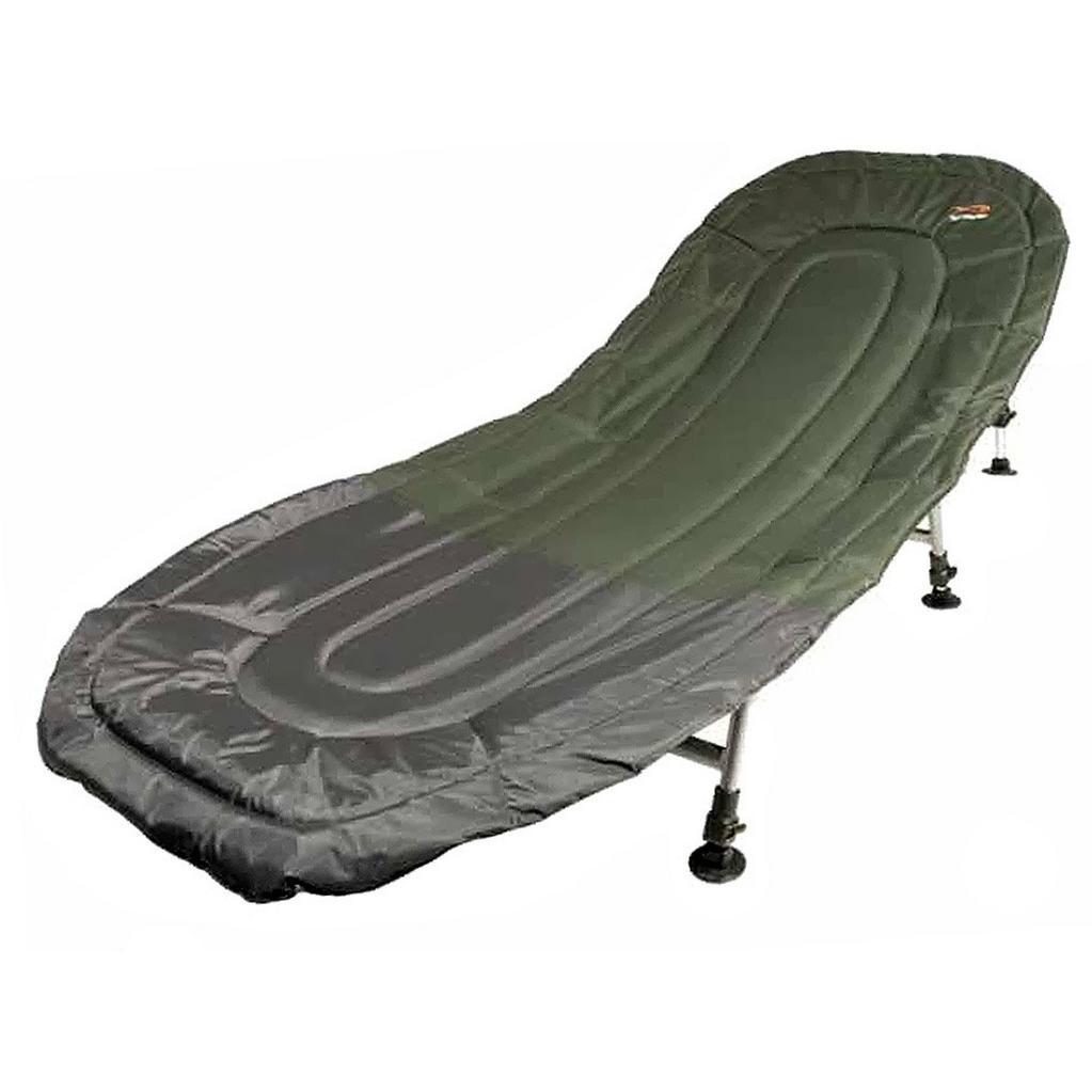 Green TFG Deluxe 3-Leg Bedchair image 1