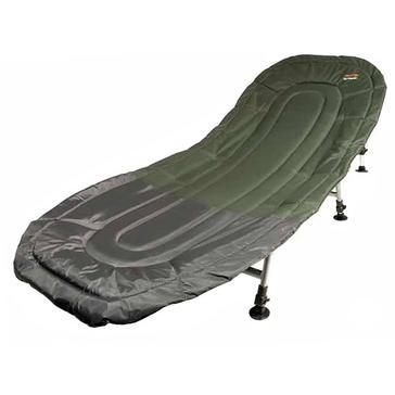 Dark Green TFG Deluxe 3-Leg Bedchair
