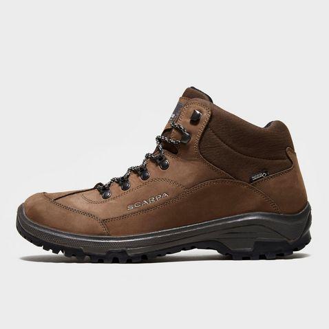 979835e401 Brown SCARPA Cyrus Mid GTX Men's Walking Boots