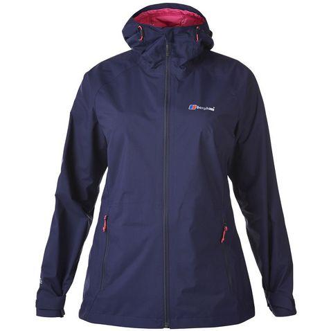 99c785a34 EVENING BLUE Berghaus Women's Stormcloud Waterproof Jacket ...