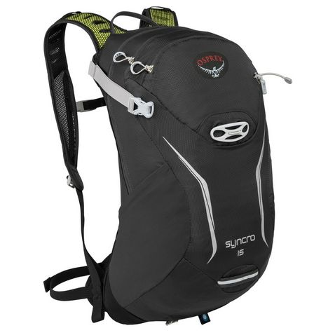 23d03e0ac METEORITE Osprey Syncro 15 Cyclist's Backpack ...