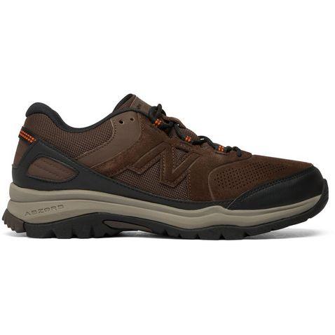 6afed1e93b28f Dark Brown New Balance Men's 769 Trail Walking Shoes ...