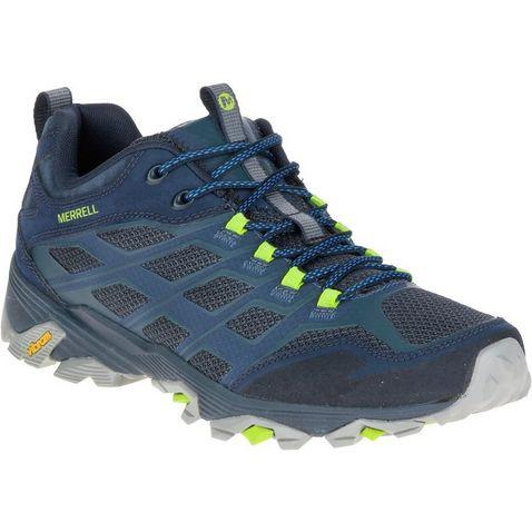 c7ff26d352133 Navy Merrell Moab FST Men's Shoe ...