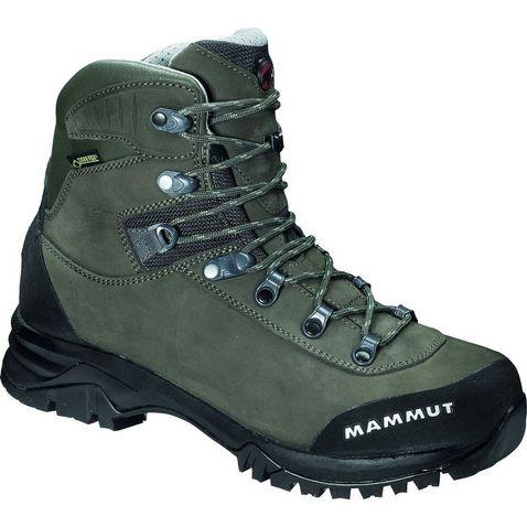 fc6b086943b95 BARK-GREY Mammut Women's Trovat Advanced High GTX Boots ...