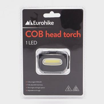 Eurohike 1W Cob Headtorch