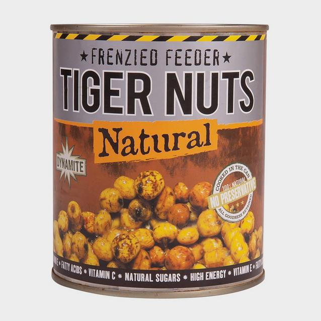 Brown Dynamite Frenzied Monster Tiger Nuts image 1