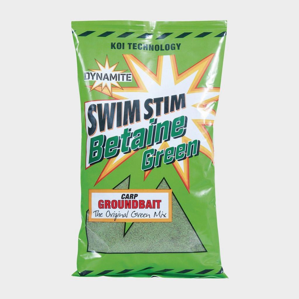 Brown Dynamite Swim Stim Green Groundbait image 1