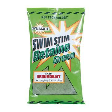 Brown Dynamite Swim Stim Green Groundbait