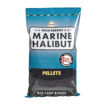 Brown Dynamite Marine Halibut Pellet (3mm)