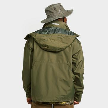 Green SVENDSEN Ontario Fishing Jacket