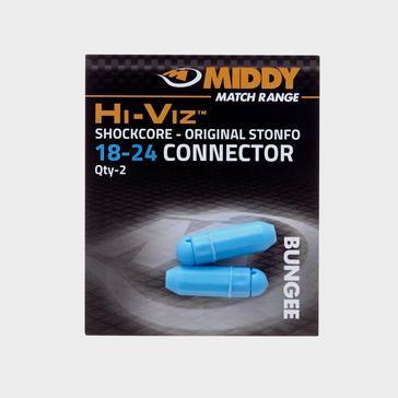 Blue Middy 18-22 Hi Viz Bungee Connector
