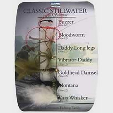 Multi Shakespeare Sigma Fly Selection 3 All Rnd Stillwater Flies