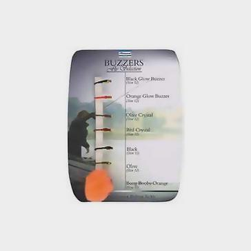 Multi Shakespeare Sigma Fly Selection 7 Buzzers