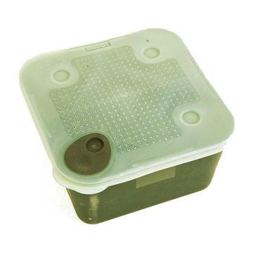 Green Middy Eazy Seal Square Bait Box Medium