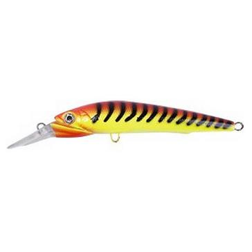 Red FLADEN Eco Deep Dive in Yellow and Red (14cm)