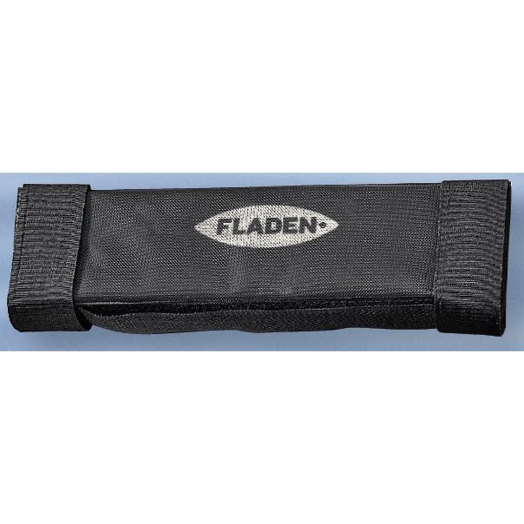 Black FLADEN Fishing Velcro Rail And Rod Holder image 1