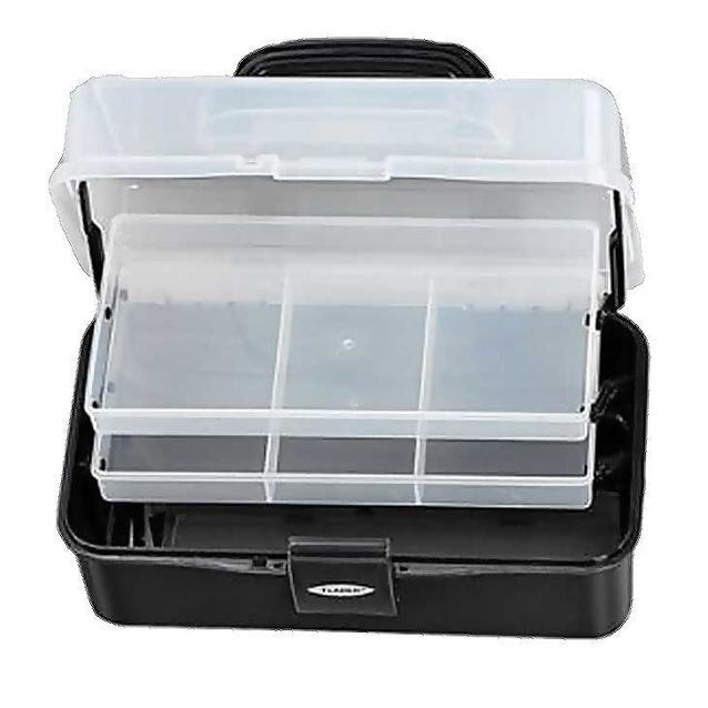 White FLADEN Fishing Cantilever Tac Box Small image 1