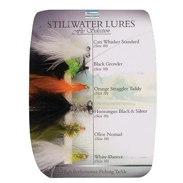Multi Shakespeare Sigma Fly Selection 5 Still-Water Lures