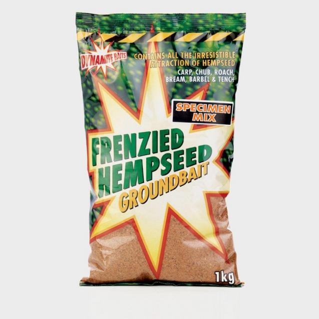 Multi Dynamite Frenzied Hemp Spec Mix GRndbait image 1