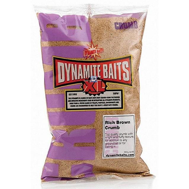 Brown Dynamite Pure Brn Breadcrumbs 900g image 1