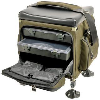 Compact Tackle Seat Box