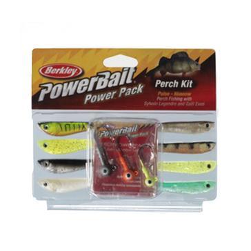 Multi Shakespeare Berkley Power Bait Perch Pack