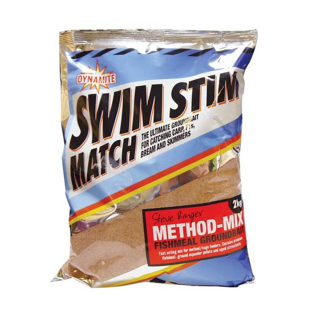 Brown Dynamite Swim Stim Method Mix 2Kg image 1