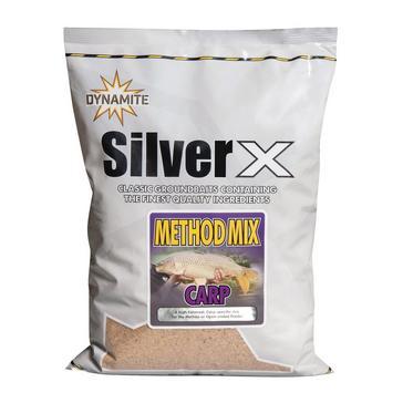 Brown Dynamite Silver X Carp Mthd Mix 2Kg