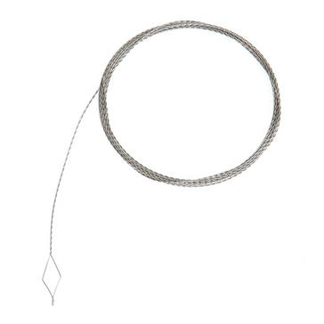 Black Middy Hiviz Diamond Pole Elastic Threader