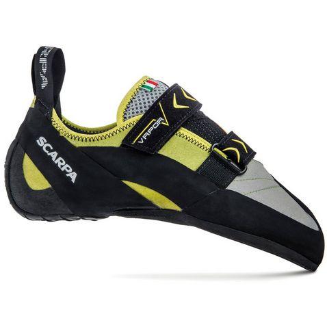 9955d9600 Lime SCARPA Men s Vapour V Climbing Shoes