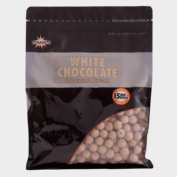Brown Dynamite 15Mm Wht Chocolate N Coconut Cream
