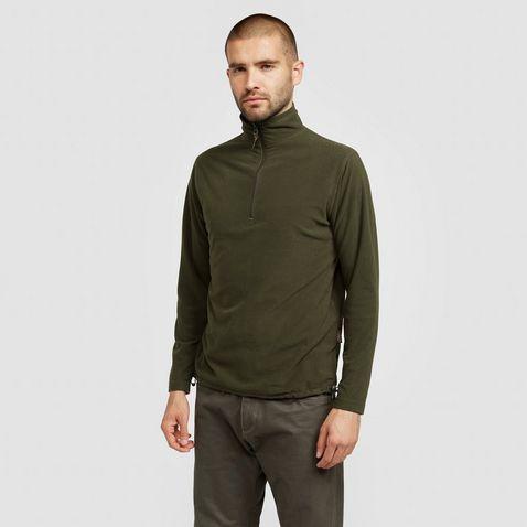 cb4cc7971a0f9 Green JACK PYKE Lightweight Fleece Top