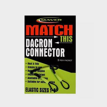 Multi Maver Match This Small Dacron Connectors
