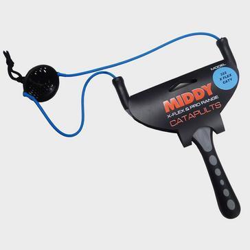 Black Middy X-Flex 322 Mini Baits Caty