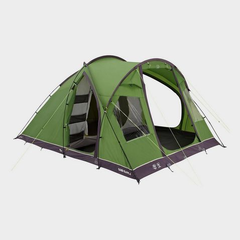 855f586054 EMERALD HI-GEAR Gobi Elite 4 Family Tent ...