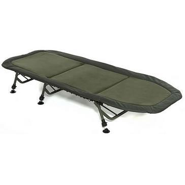 Green Trakker RLX Flat-6 Bed