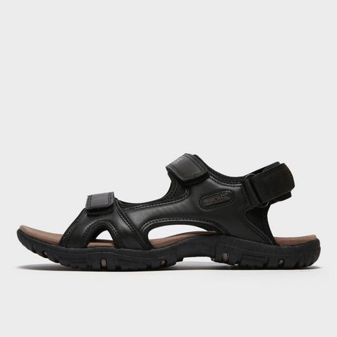 49461e56f Peat Brown REGATTA Haris Men s Sandals