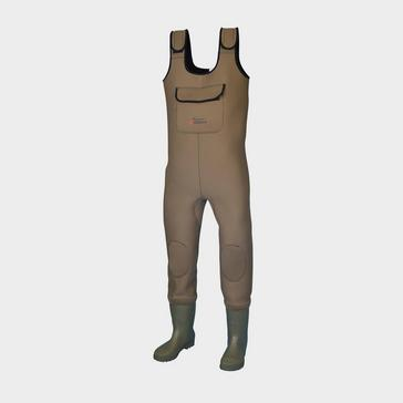 Green Shakespeare Sigma Neoprene Chest Waders