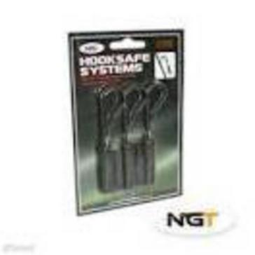 Black NGT Hook Safe System 3 Rod