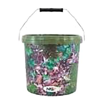 Camouflage NGT Camo Round Bucket (5 Litre)